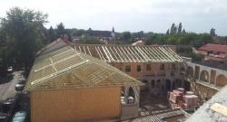 Szeglemezes tetőszerkezet